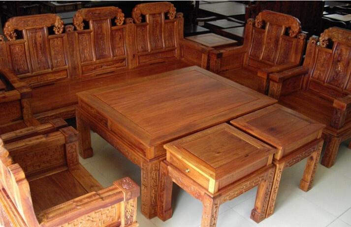 红木家具的漆质和涂饰工艺