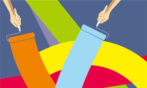 木门漆品牌——翔鹰提醒木门消费者进行木门漆面保养需要注意以下要点